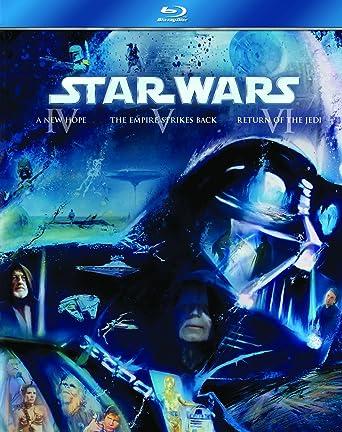 Amazon com: Star Wars: The Original Trilogy (Episodes IV-VI) [Blu
