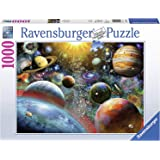Ravensburger 19858 Planetary Vision Jigsaw Puzzle - 1000 PC Puzzles for Adults – Every Piece is Unique, Softclick Technology