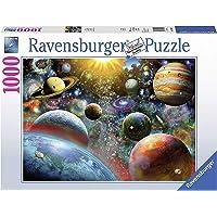 Ravensburger 1000 Parça Puzzle Gezegenler 198580
