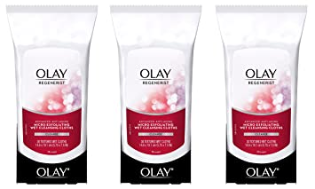 5 Pack OLAY Regenerist Anti Aging Micro Exfoliating Cleansing Cloths 30 Each USA Micro needle roller Titanium beauty Derma Wrinkles Scars Acne 192 pin 3.0mm