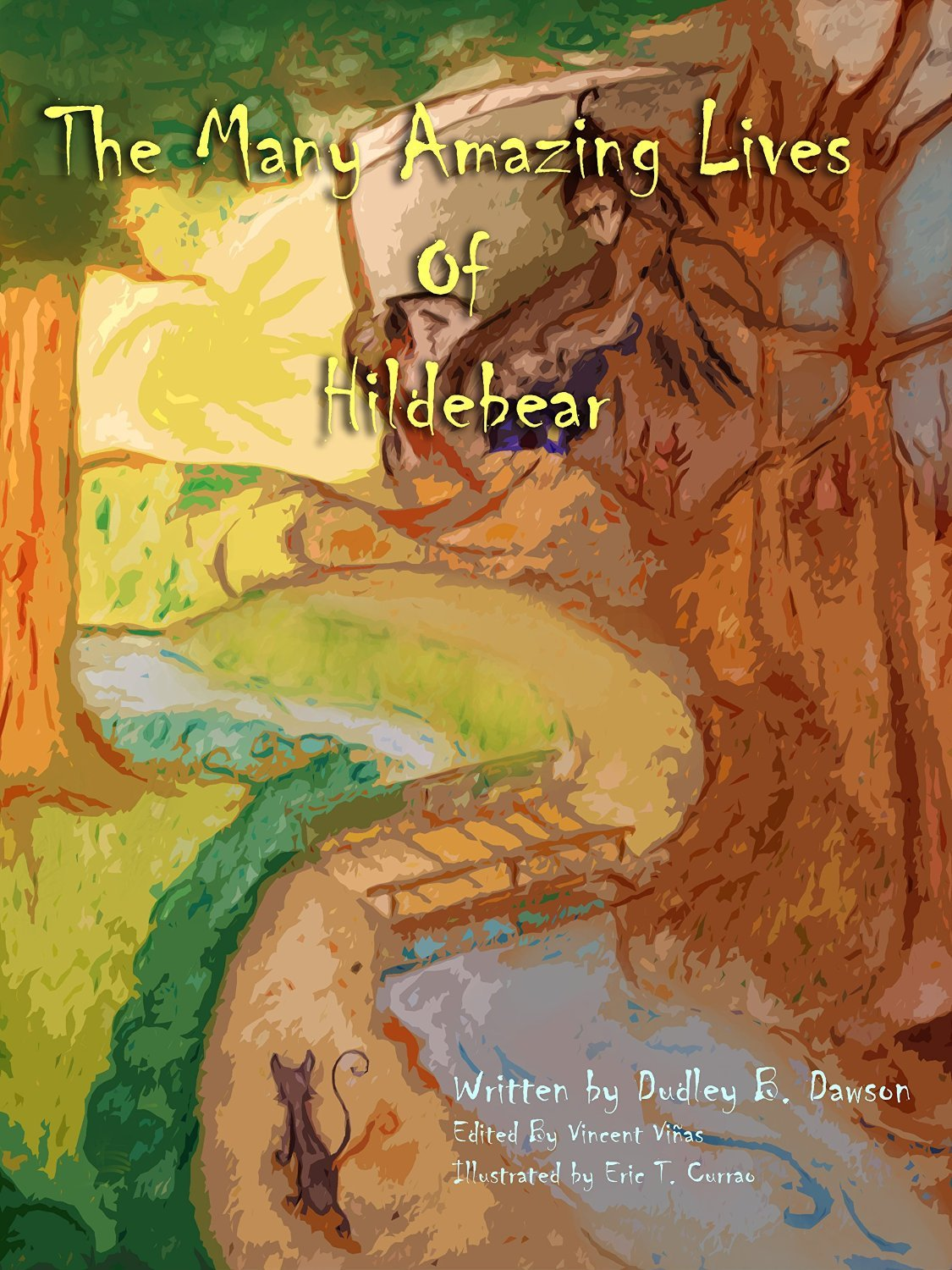Download The Many Amazing Lives of Hildebear pdf