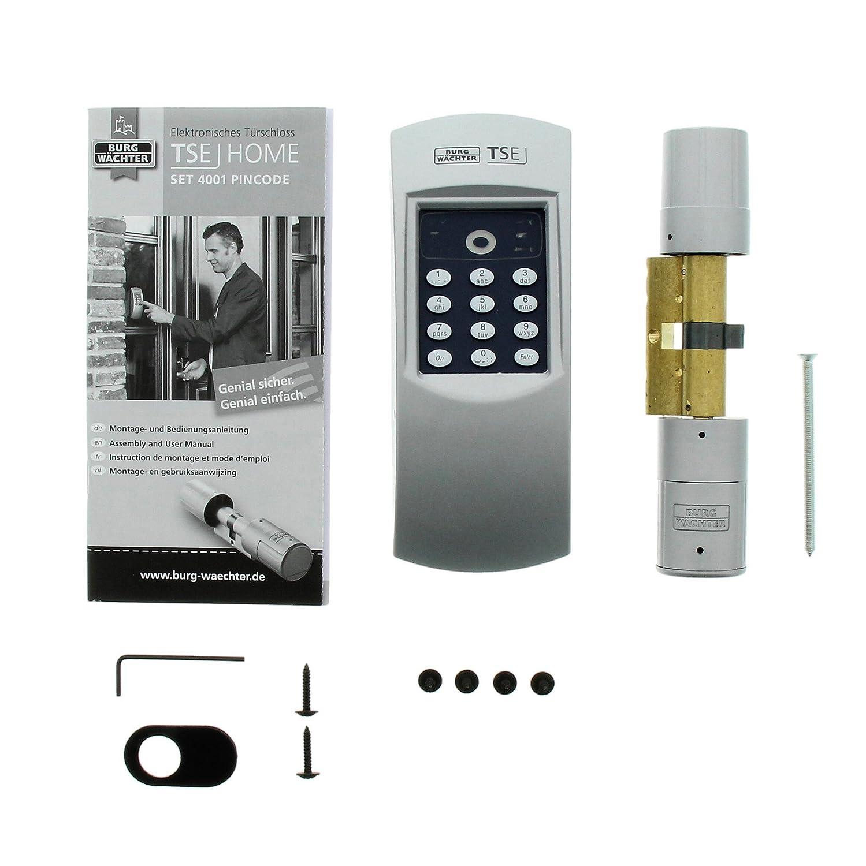 elektronisches t rschloss burg w chter tr88 kyushucon. Black Bedroom Furniture Sets. Home Design Ideas