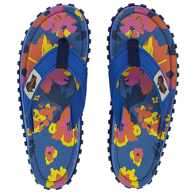 983fb6e0dfa9 Gumbies Islander Ladies Canvas Flip Flops Floral  Amazon.co.uk  Shoes   Bags