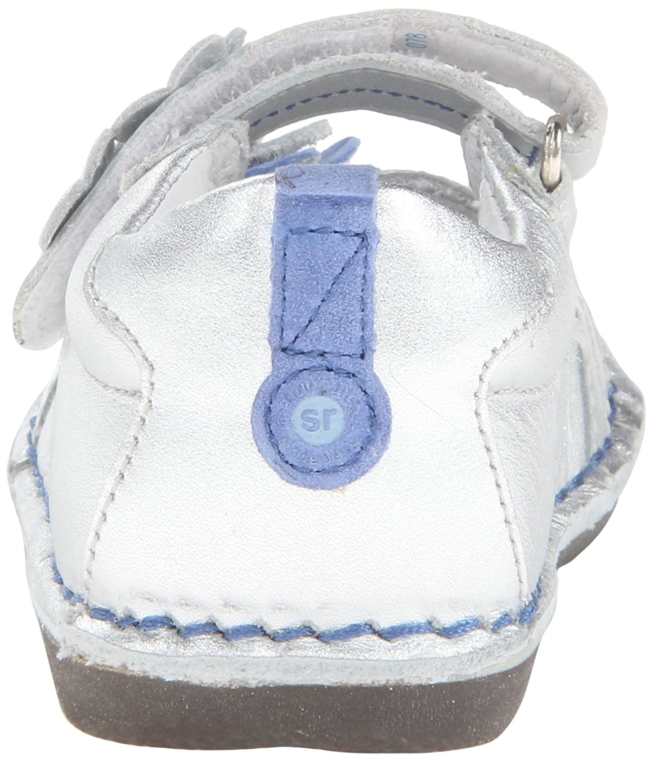 Silver//Purple 9 W US Toddler Medallion Collection Ciara Toddler Stride Rite Medallion Collection Ciara Mary Jane K