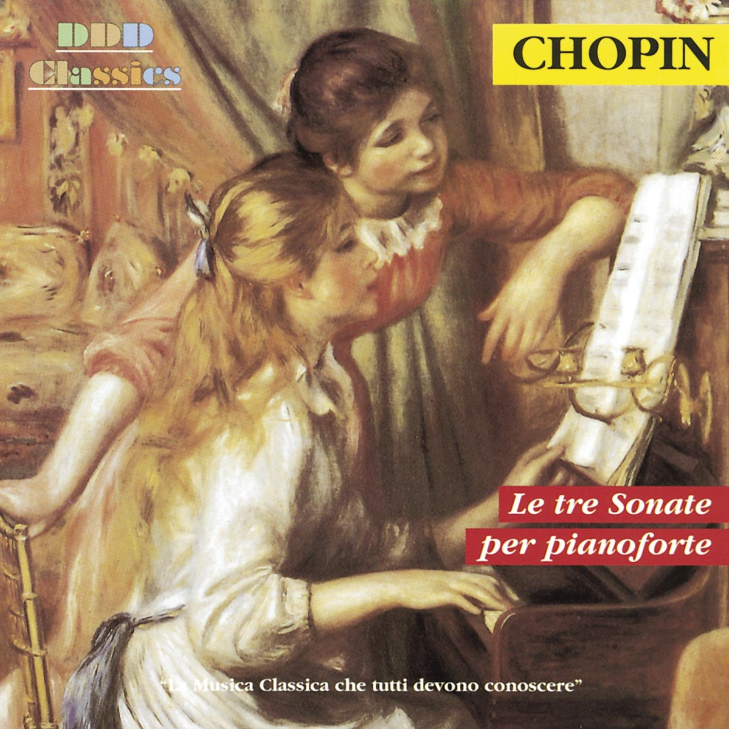 Chopin: The Three Piano Sonatas