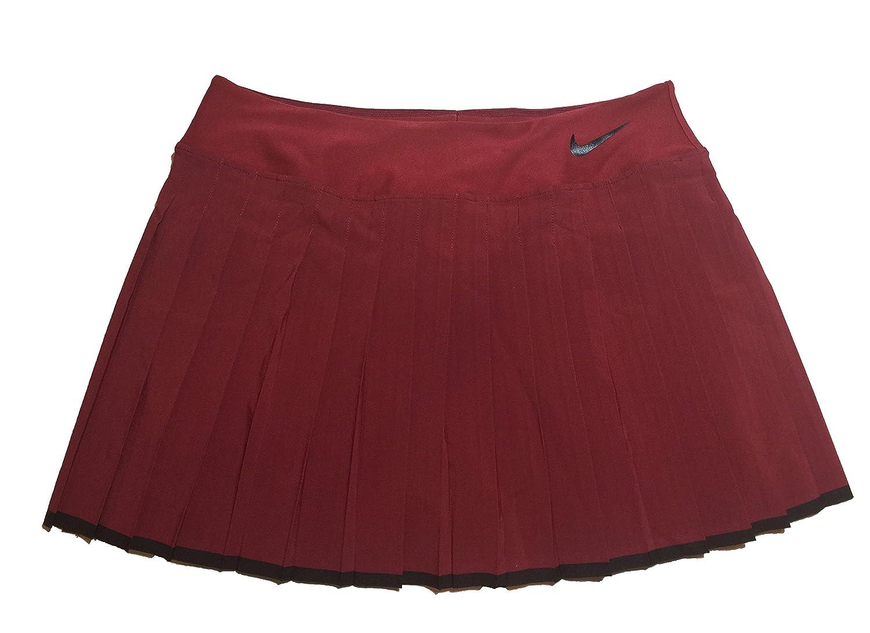 3ccc6740d Amazon.com: NIKE Women's NikeCourt Victory Tennis Skirt (Medium): Clothing