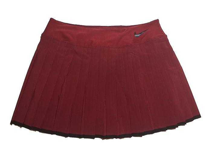 47a1dde602 Amazon.com: NIKE Women's NikeCourt Victory Tennis Skirt (Medium ...