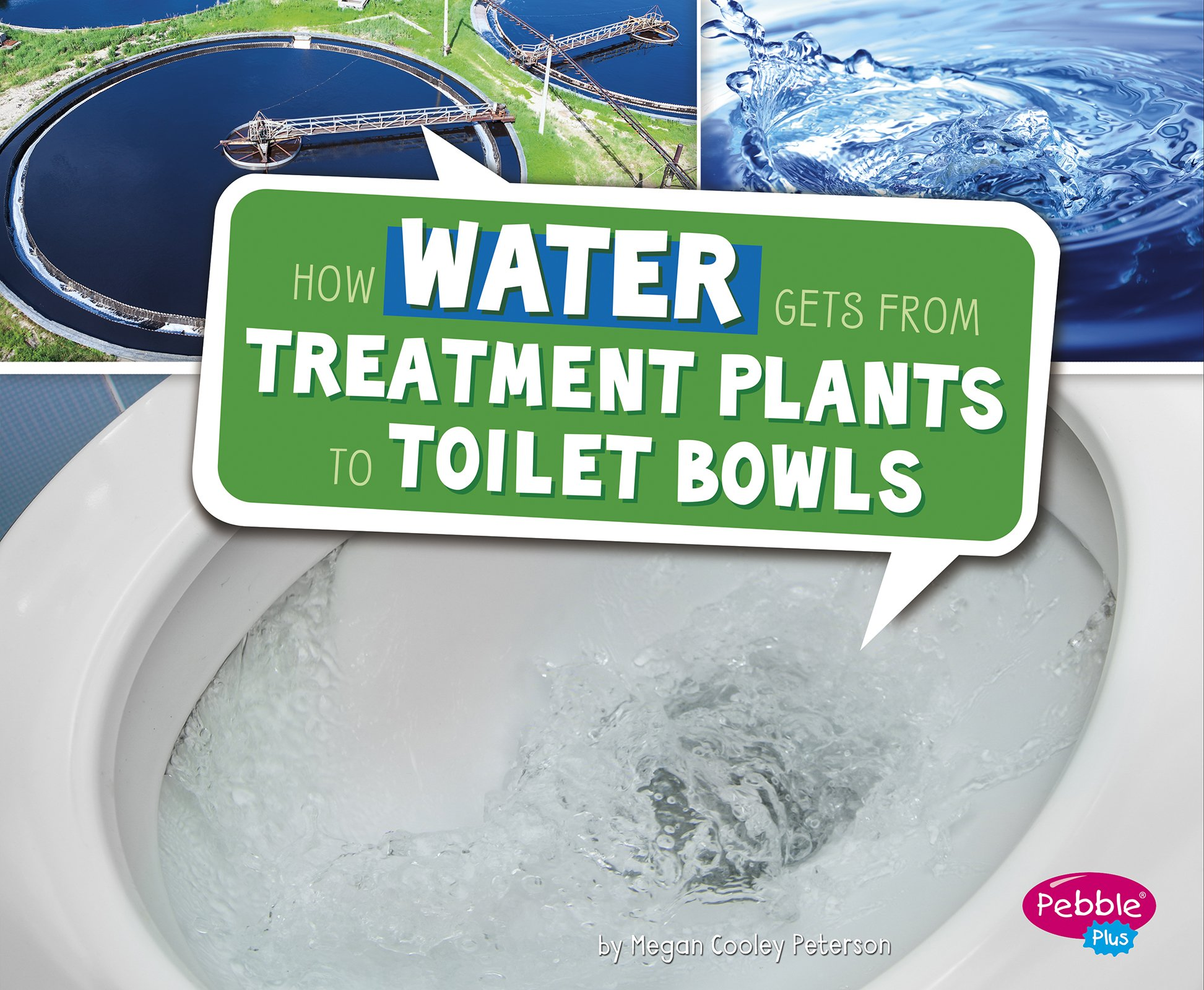 How Water Gets from Treatment Plants to Toilet Bowls (Here to There)