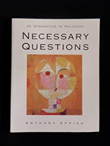 Necessary Questions: An Introduction to Philosophy