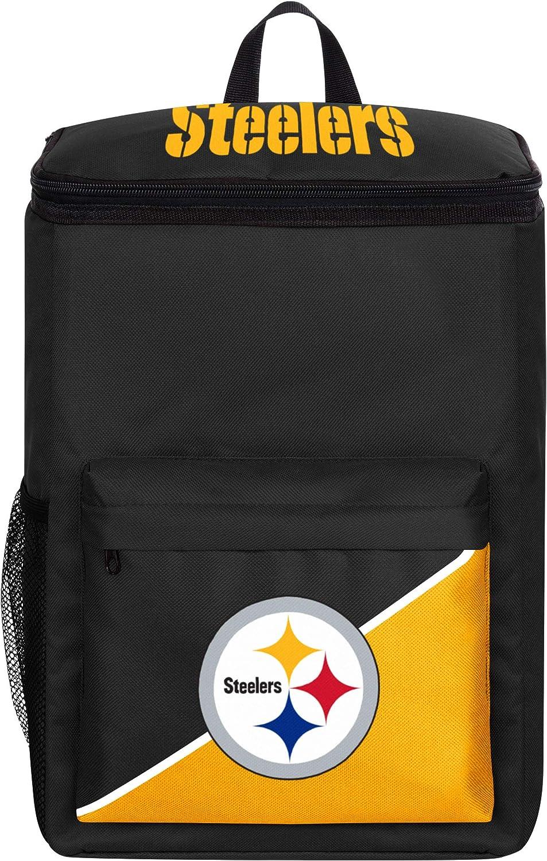 FOCO NFL Unisex-Adult Cooler Backpack