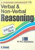 Verbal & Non- Verbal Reasoning by Dr RS Aggarwal