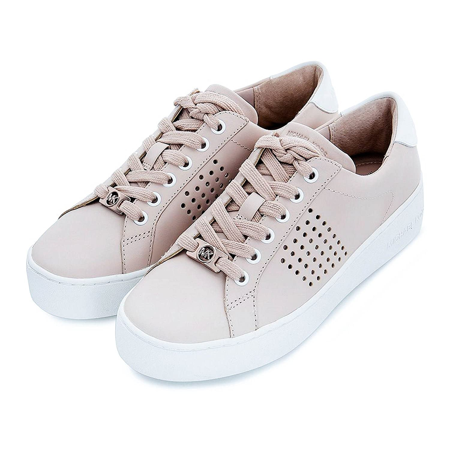 Damen Schuhe Sneakers MICHAEL KORS Poppy Lace Up Lasered