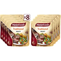 MasterFoods Traditional Gravy, 8 x 160g