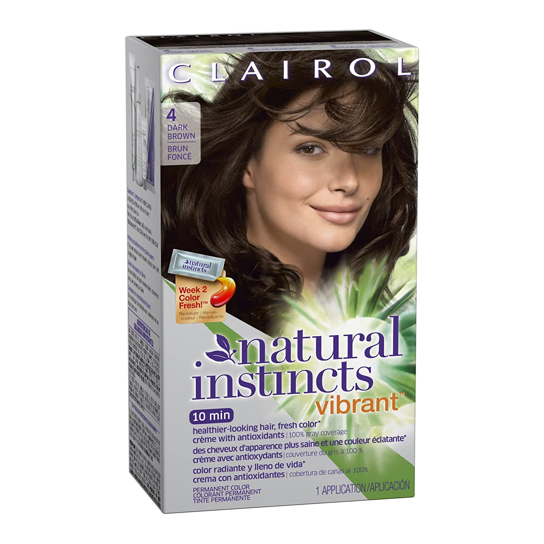 Amazon Clairol Natural Instincts Vibrant Permanent Hair Color