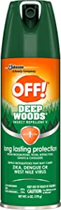 OFF! Deep Woods 6-Ounce Cans (Pack of 12), 6 Ounce, Green
