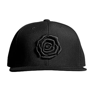 ec854c77d2e Marque Noire - Rose Snapback (Cap