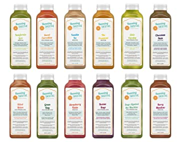 Amazon juice cleanse 2 day organic cold pressed juice and juice cleanse 2 dayorganic cold pressed juice and smoothie cleanse by running smoothie malvernweather Gallery