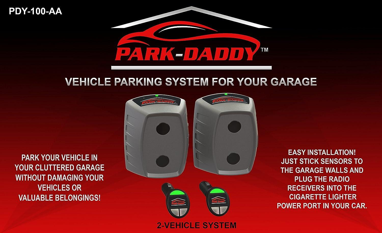 Amazoncom ParkDaddy PDYAA Vehicle Precision Garage - Us zip code aa