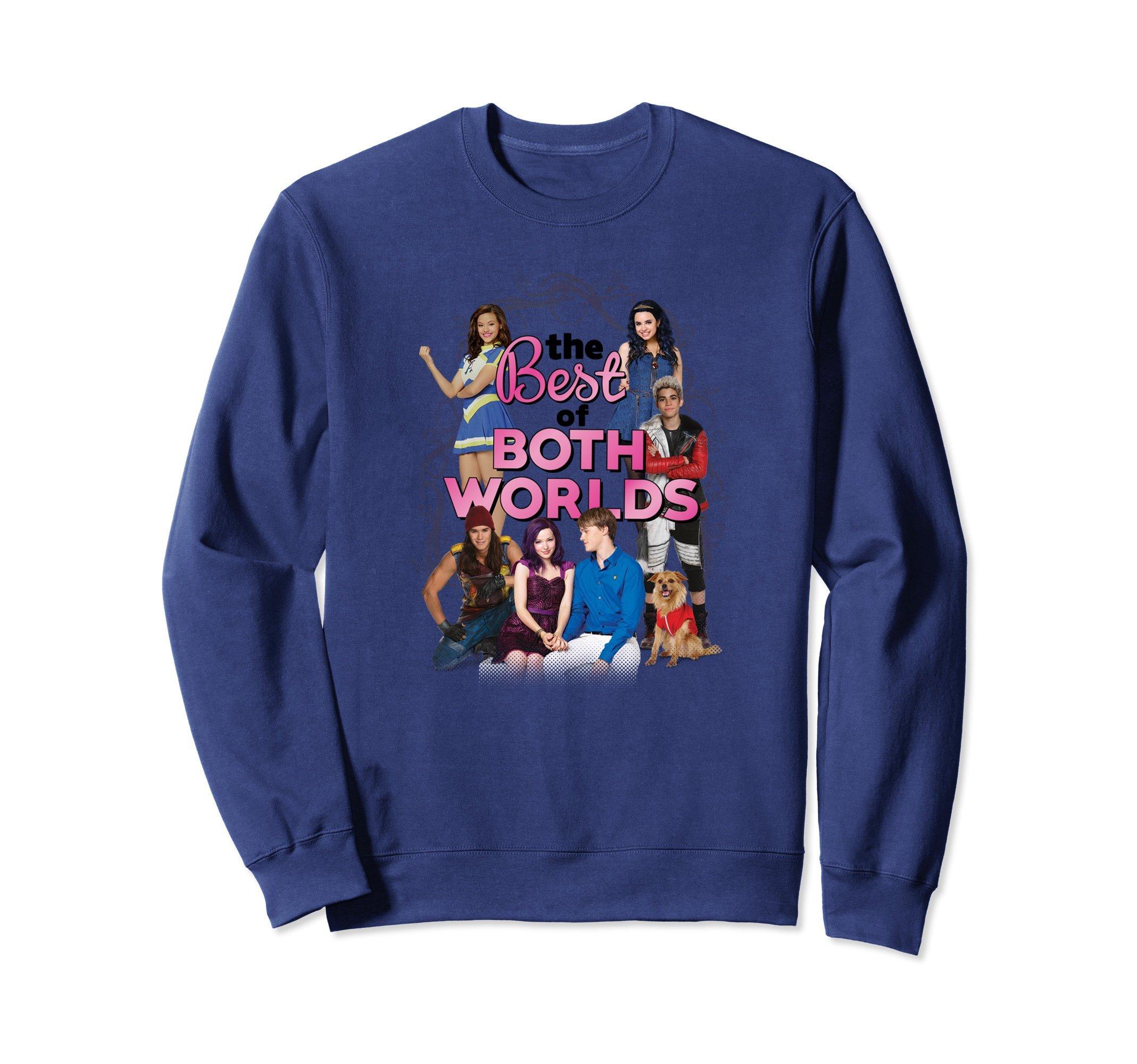 Disney Descendants Best Of Both Worlds Shirts