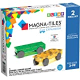 Magna-Tiles Car Expansion Set Magnetic Building Tiles