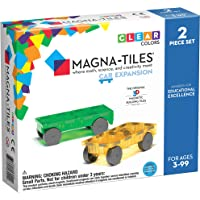 Magna-Tiles Car Expansion Set Magnetic Building Tiles