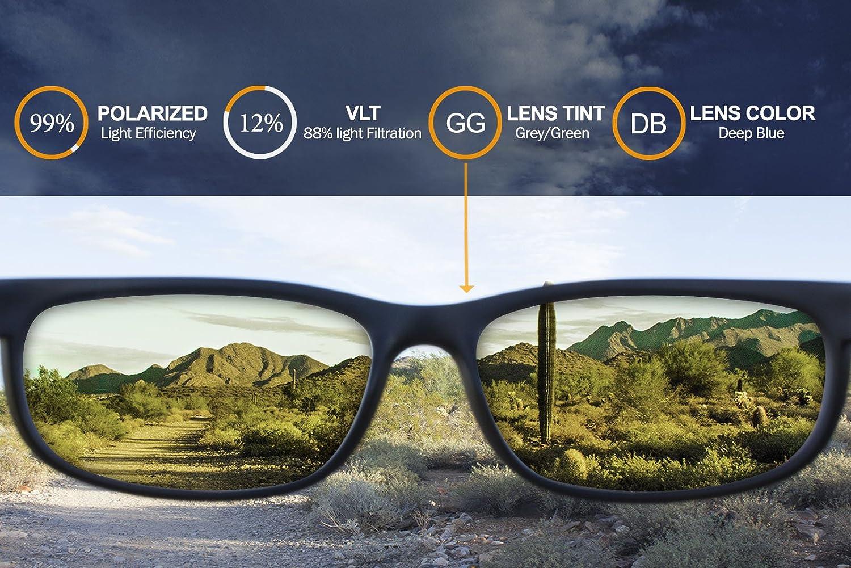 12 Colors Polarized IKON Replacement Lenses for Maui Jim Peahi MJ-202 Sunglasses