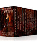 Daughters of Destiny Boxed Set: 10 Science Fiction and Fantasy Heroines Novels (English Edition)