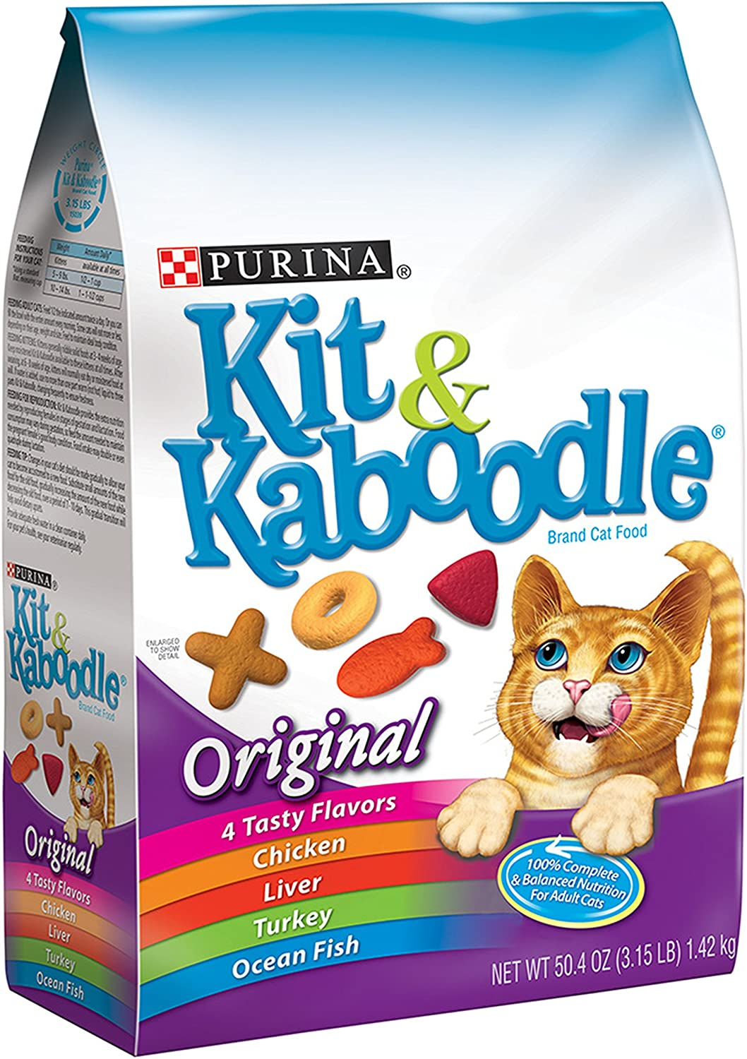 Purina Kit n Kaboodle, 3.5-Pound