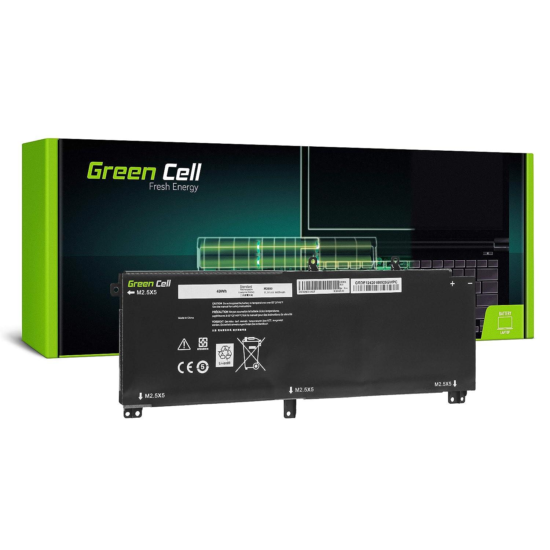 Verde Cell® XPS Batería para DELL Precision M3800 XPS Cell® 15 9530 Ordenador (4400mAh 11.1V Negro) 7a18b1