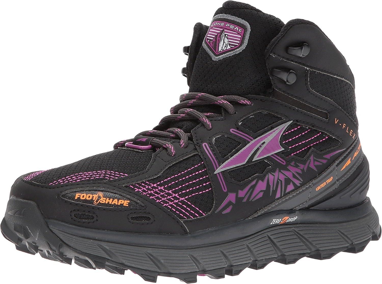 Lone Peak 3.5 Mid Mesh Running Shoe