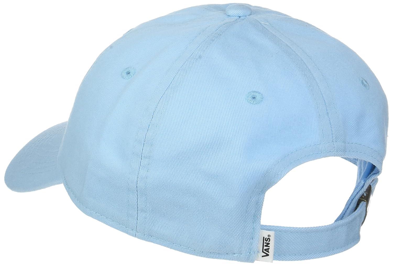 Vans_Apparel Court Side Hat, Gorra de béisbol para Mujer, Azul (Baby Blue 689), Talla única: Amazon.es: Ropa y accesorios