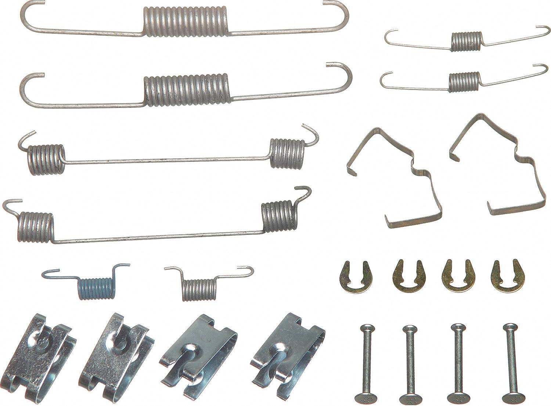 Wagner H17242 Drum Brake Hardware Kit, Rear