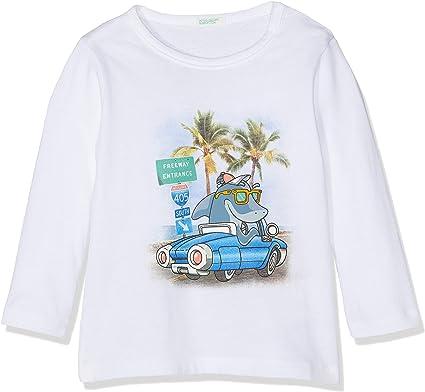 LSBébé T OF COLORS Shirt UNITED BENETTON garçon yvmnO0N8wP