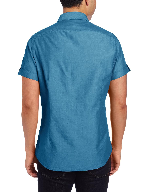 Amazon.com: Kenneth Cole New York – Chaqueta doble bolsillo ...