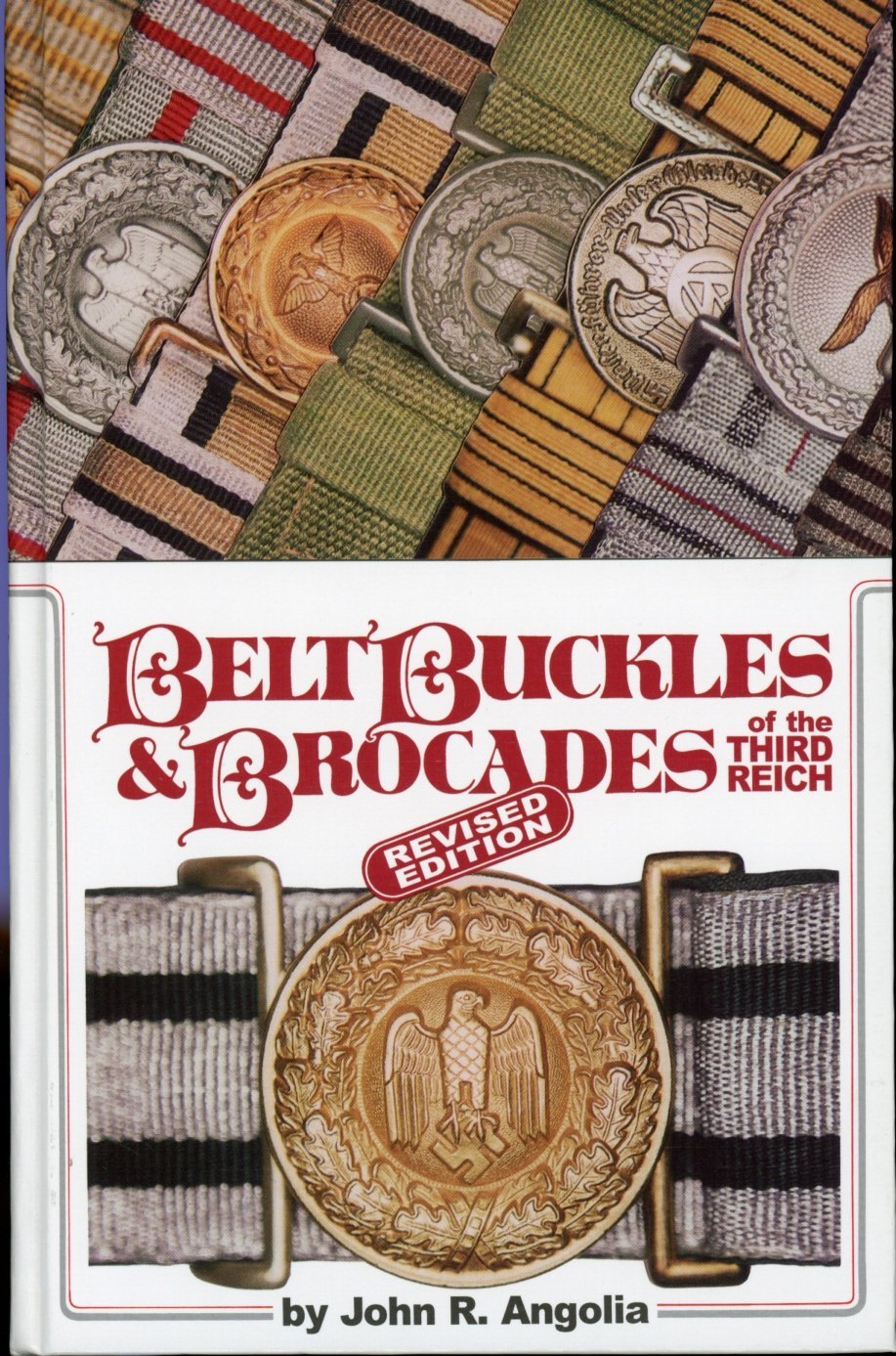 Read Online Belt buckles & brocades of the Third Reich pdf
