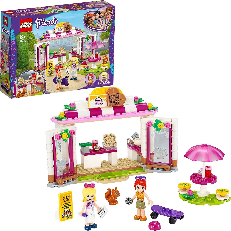 レゴ(LEGO) ハートレイクシティのパークカフェ 41426