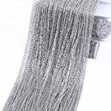 Super Lover 10m Stainless Steel Cable Chain Link in Bulk for Necklace Jewelry Accessories DIY Making 1.5mm