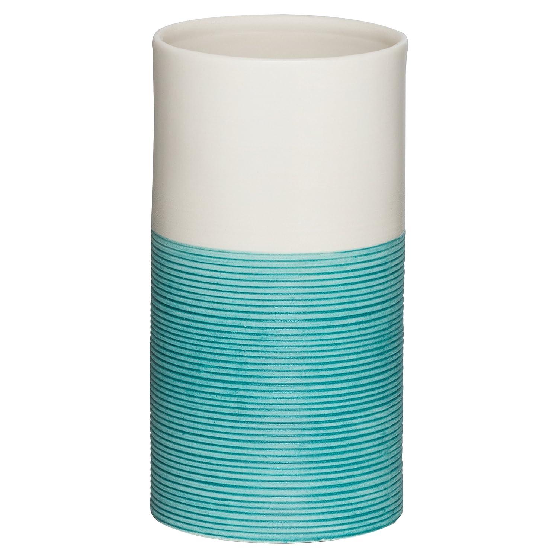 Sealskin Tazza Doppio Bagno Accessori, Porcellana, Grau, 6.7 x 6.7 x 12.6 cm 361840414