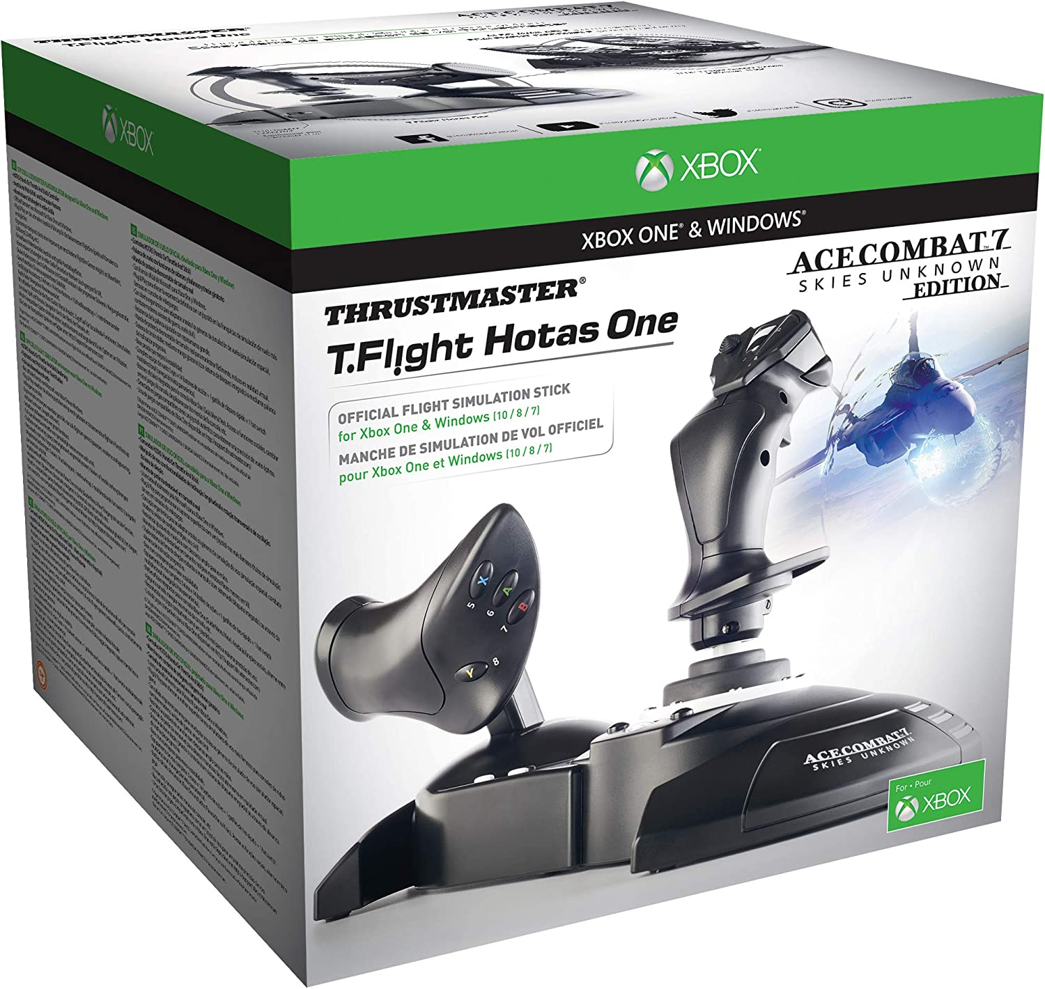 Thrustmaster - T.Flight Hotas One Ace Combat 7 Joystick para Xbox ...