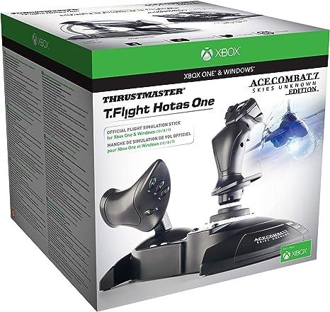 Thrustmaster - T.Flight Hotas One Ace Combat 7 Joystick para Xbox One y Windows: Amazon.es: Electrónica