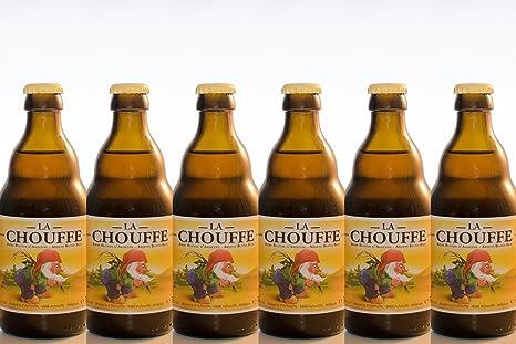 Brasserie Achouffe - La Chouffe 33Cl X6