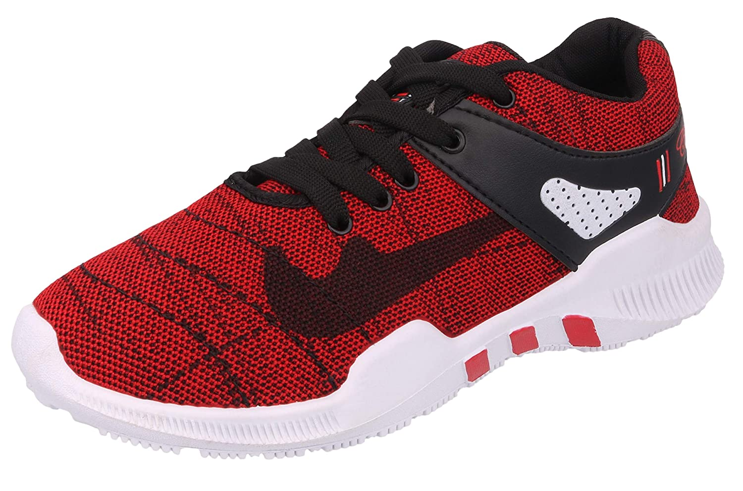 6ddc43f44b46 incro 443 Red Sports Shoes Men s (Running