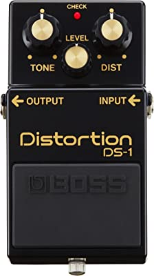 BOSS Limited Edition 40th Anniversary DS-1 Distortion Pedal
