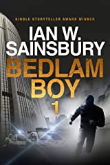 Bedlam Boy 1: The Forger & The Traitor Kindle Edition