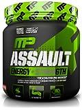 MusclePharm Assault Sport Nutrition Powder, Strawberry Ice, 30 Servings