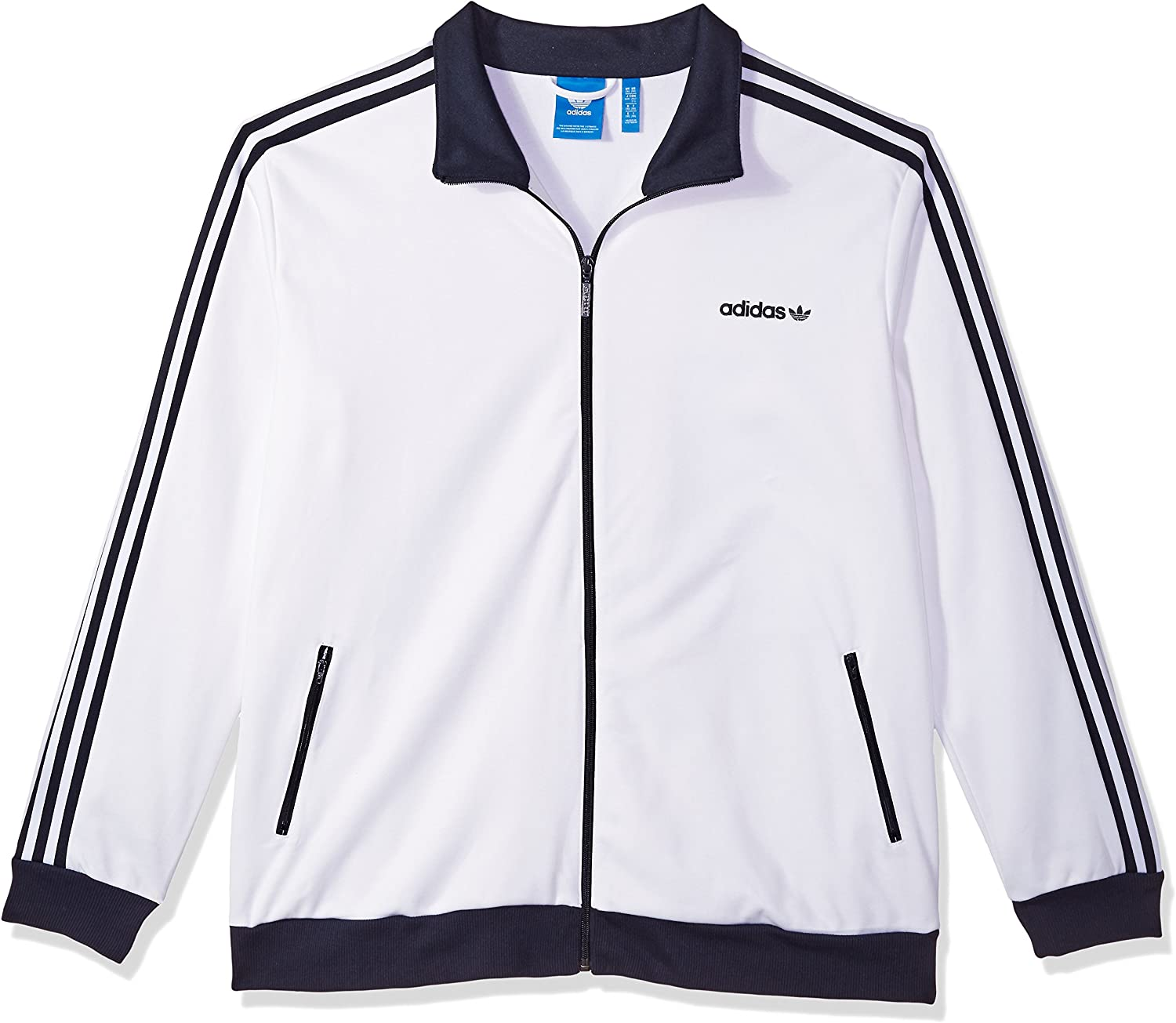 adidas Originals Mens Blackbird Track Top