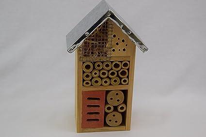 be4to ® Insectos hotel – Insectos – Abeja Casa – Caja Nido – Nidos, pequeño