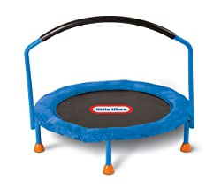 Little Tikes 3-feet Trampoline