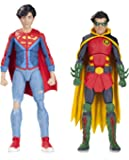 DC Collectibles Icons: Robin & Superboy Action Figure (Pack of 2)