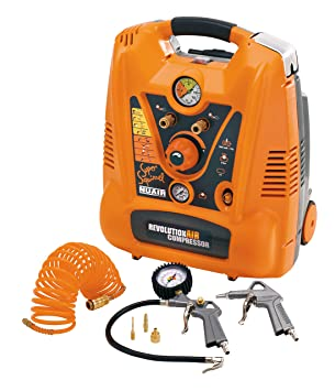 RevolutionAIR 8215210 Compresor de Aire 230 V, Super Squirrel: Amazon.es: Bricolaje y herramientas